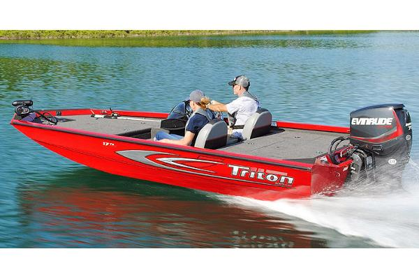 Triton 17 TX Manufacturer Provided Image