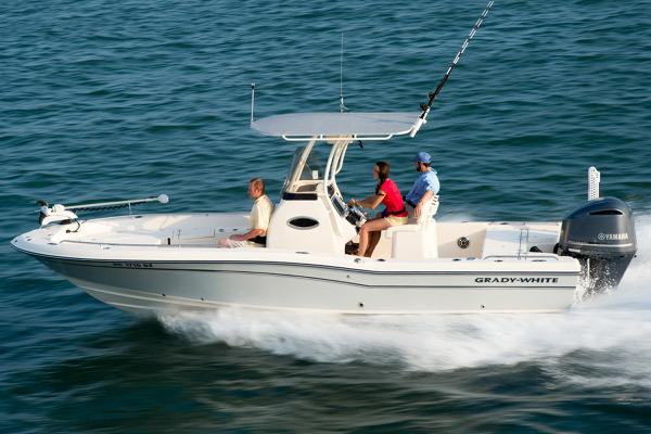 Grady-White 251 Coastal Explorer
