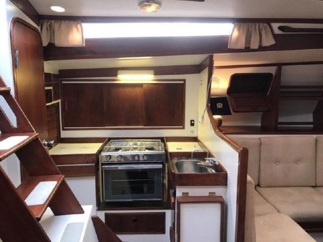Baltic 40 Galley