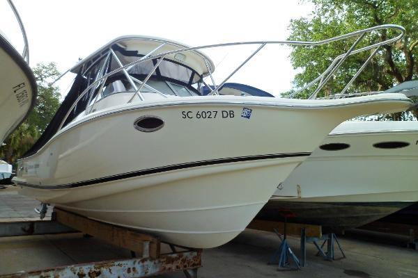 Scout 280 Abaco STARBOARD BOW