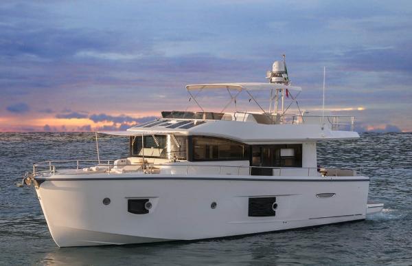 Cranchi Eco Trawler 53 Long Distance Manufacturer Provided Image