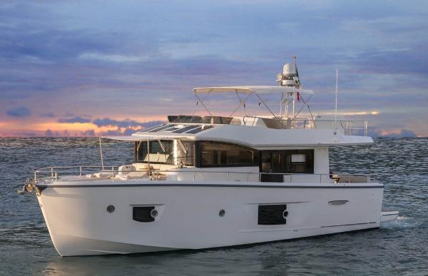 Cranchi Eco Trawler 53 Long Distance Manufacturer Provided Image