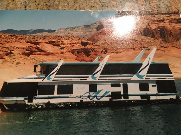 Stardust Cruisers Widebody Houseboat