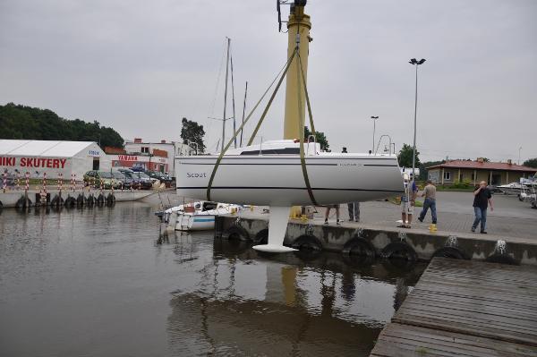 Huzar H 21 Huzar 21 Kielversion Tiefgang 1,63m auch als Schwenkkieler lieferbar