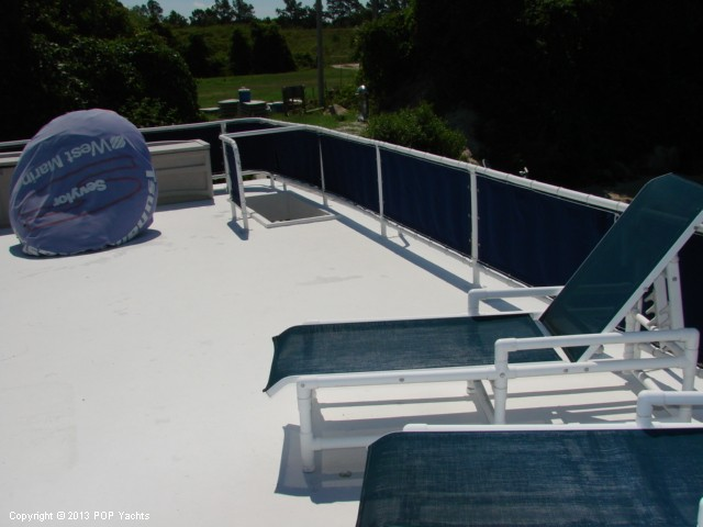 2007 Custom 57 House Boat for sale in Beaufort, NC