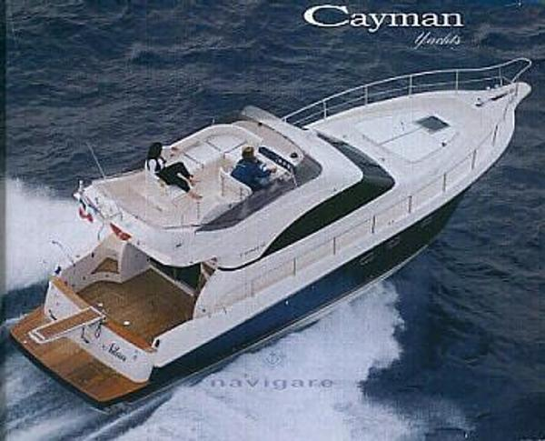 Cayman 42 Fly Image #16