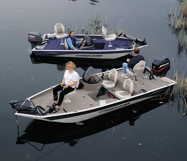 Boat Trailer For A Cx 1754 Crestliner Autos Post