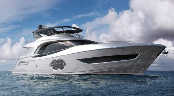 Monte Carlo Yachts MCY 76 Monte Carlo Yachts MCY 76