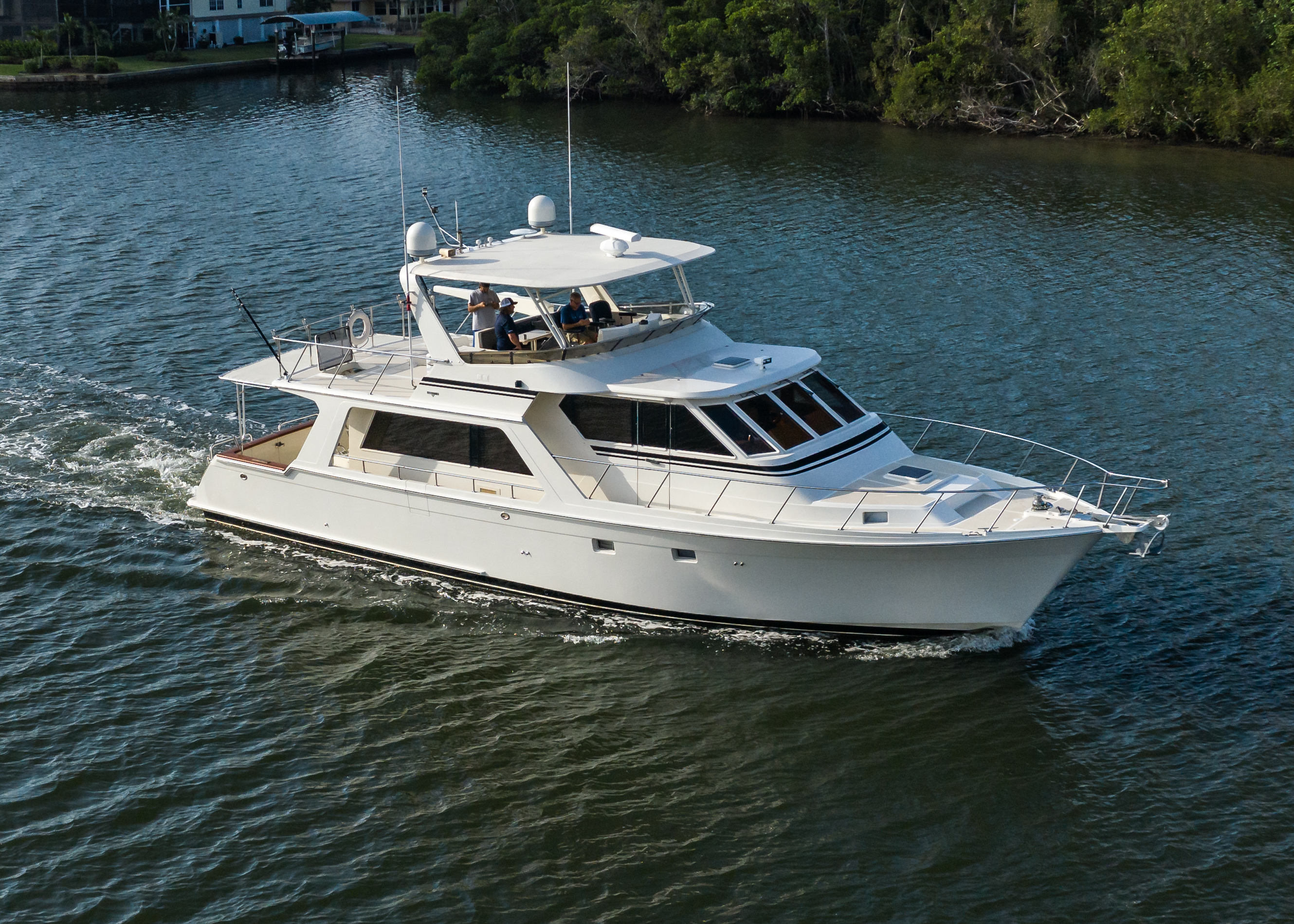 Offshore Yachts 54 Pilothouse