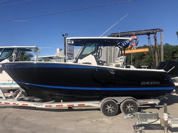 Blackfin 272CC
