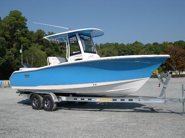 Sea Hunt 255 Ultra SE