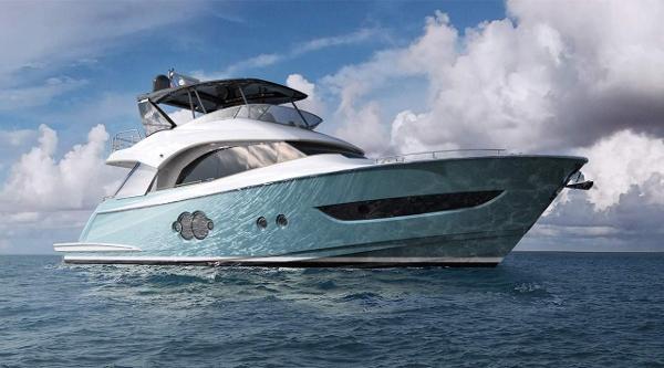 Monte Carlo Yachts MCY 66 Monte Carlo Yachts MCY 66