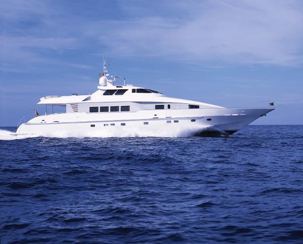 Heesen Motoryacht