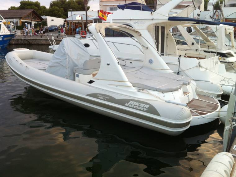 Joker Boat Joker Boat  Wide 800 DFB Mainstream