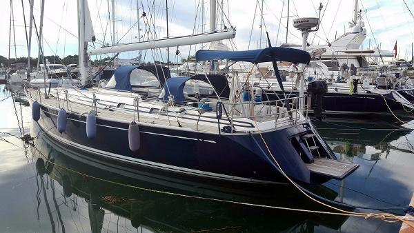 Nautor Swan 56 Cruiser / Racer