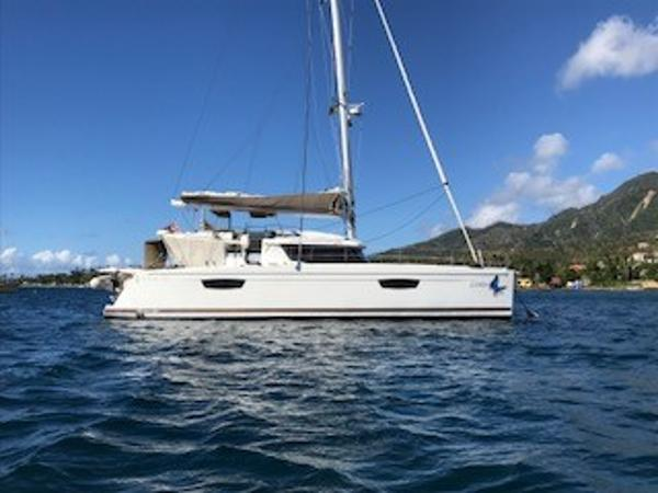 Fountaine Pajot SABA 50 MAESTRO OWNER SABA 50 Fountaine Pajot - Maestro owner version