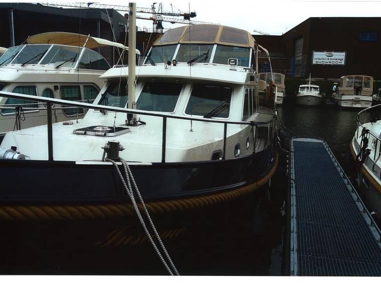 Linssen Linssen Grand Sturdy 410 AC Motorboot
