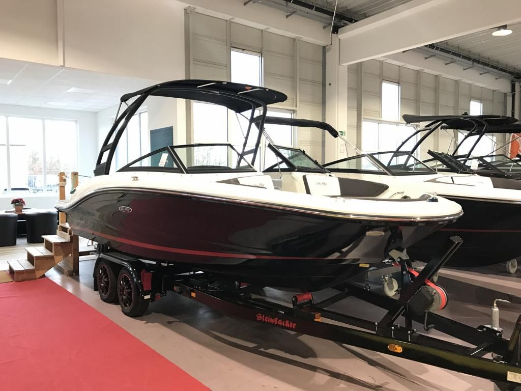 Sea Ray 190 SPXE WBT Boote Pfister Edition