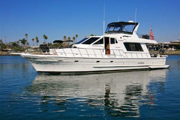 Monte Fino 55 Motor Yacht