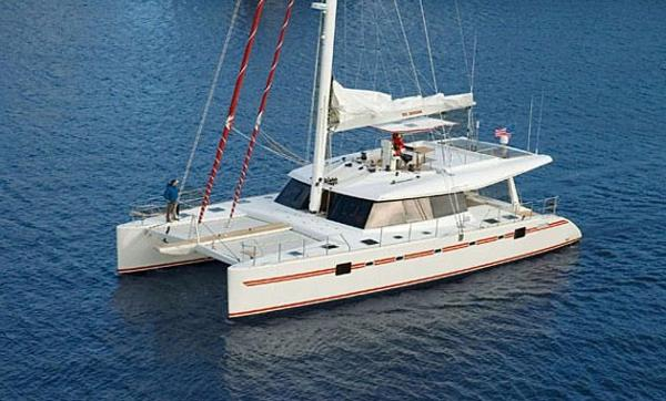 Sunreef 62 Sailing Catamaran