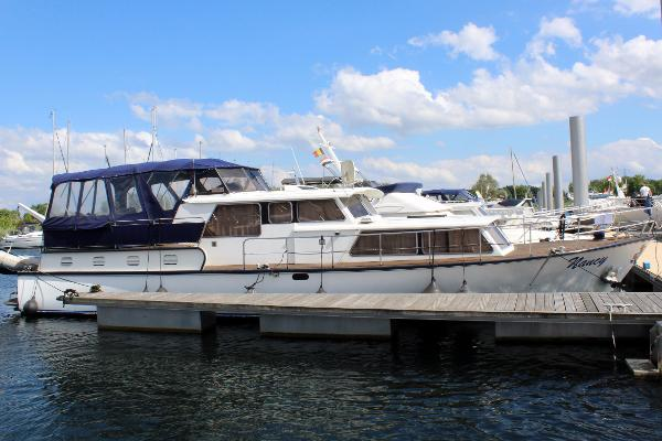 One Off Motoryacht Rondspant 14.90 AK