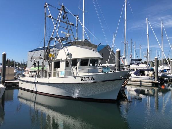 Custom Philbrooks Trawler