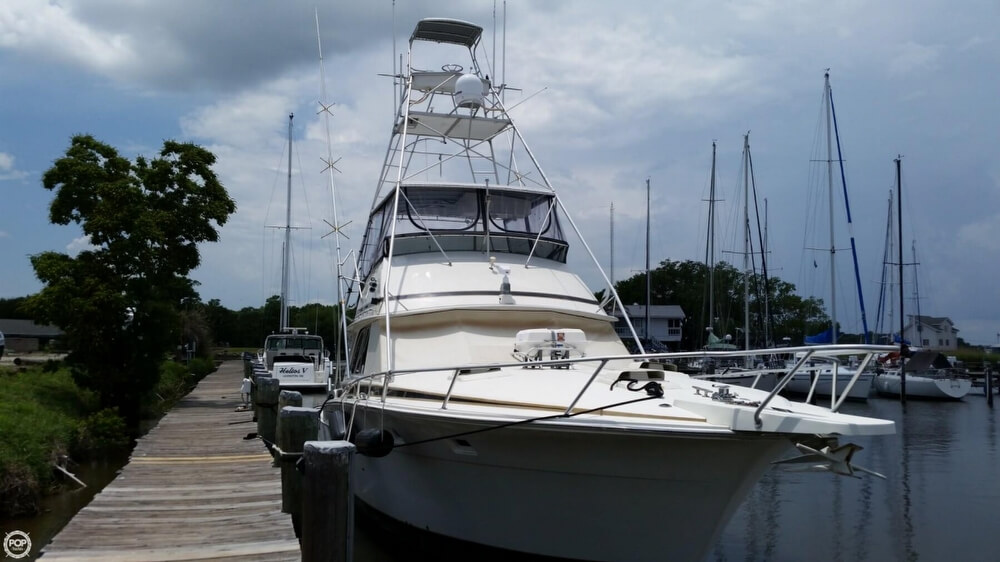 Bertram 46 Convertible 1974 Bertram 46 for sale in Mobile, AL
