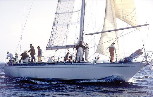 Nautor Swan 57 Photo 1