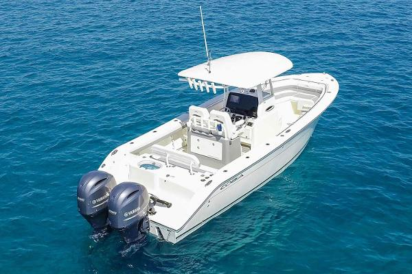 Cobia 280 Center Console Manufacturer Provided Image