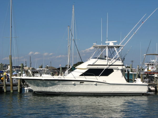 Hatteras 38 Convertible Photo 1