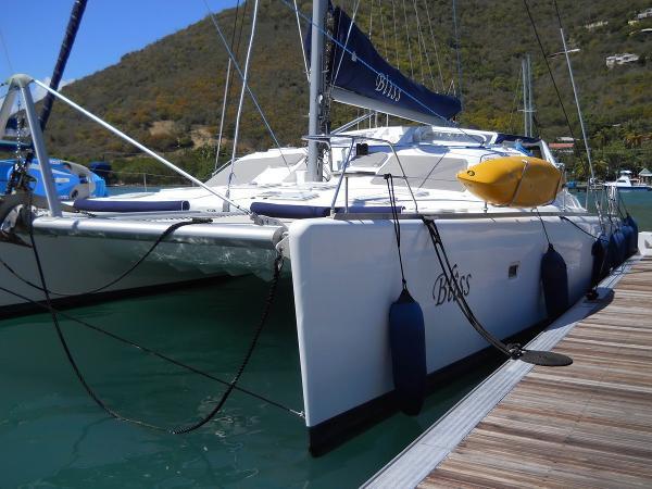 Voyage Yachts Voyage 580