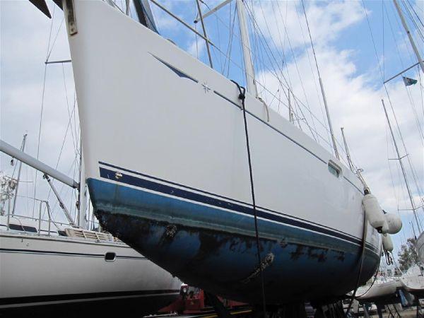 Jeanneau Sun Odyssey 54 DS Jeanneau Sun Odussey DS 54 - Sailing Yacht
