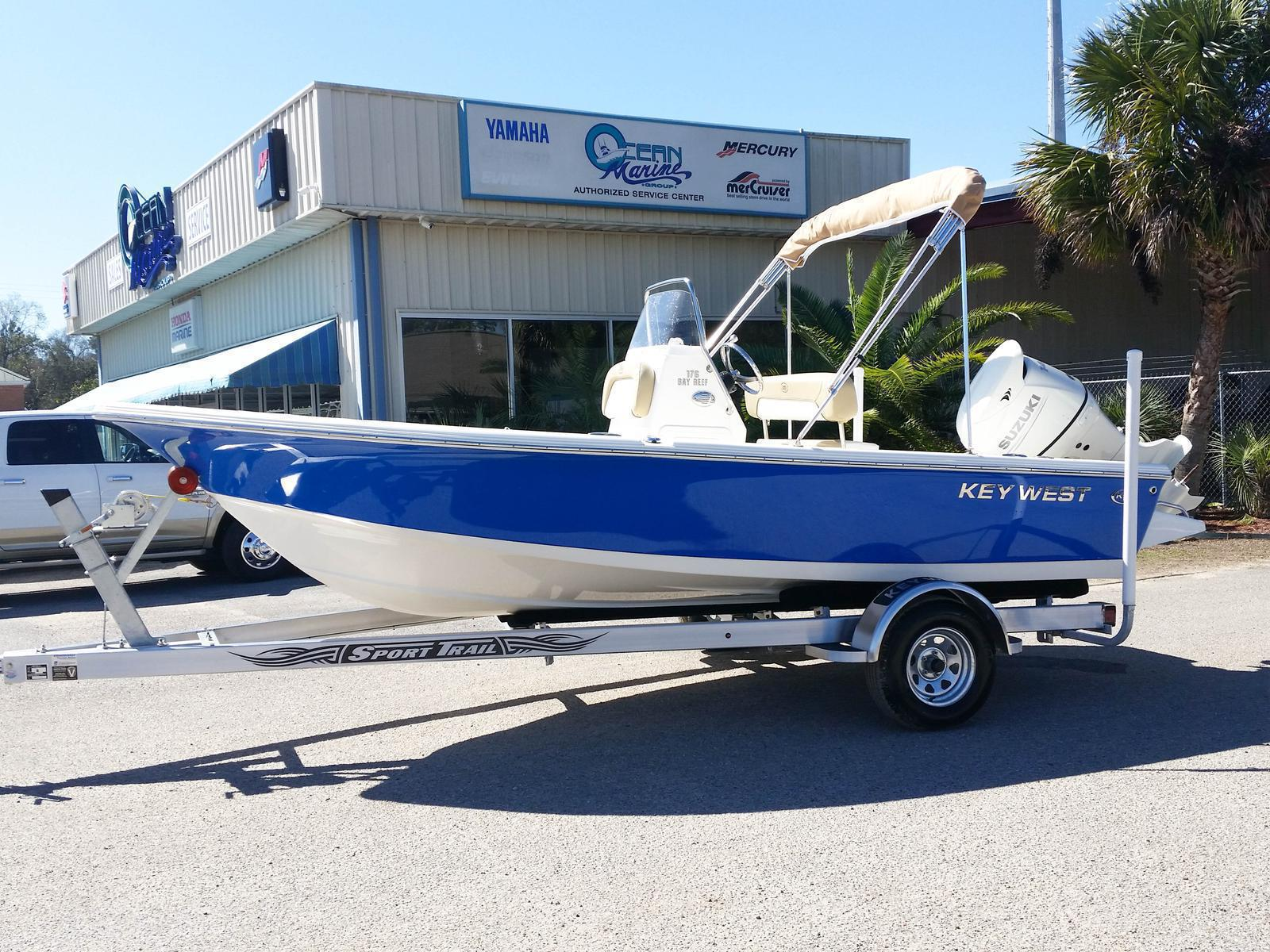 Key West Boats, Inc. 176 BR