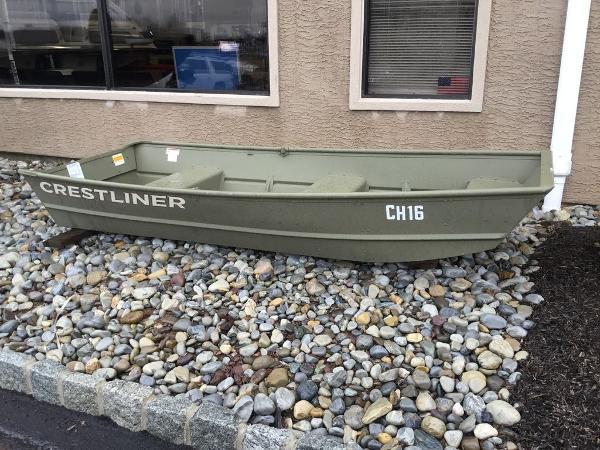 Crestliner 1000 1032 CR Jon