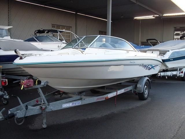 Sea Ray 175 BR auf Lager