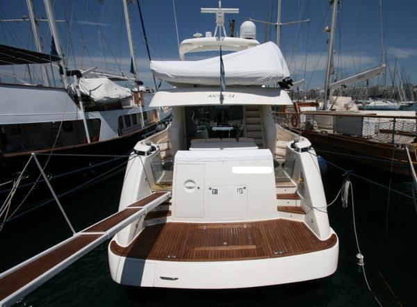 Aicon Yachts 64