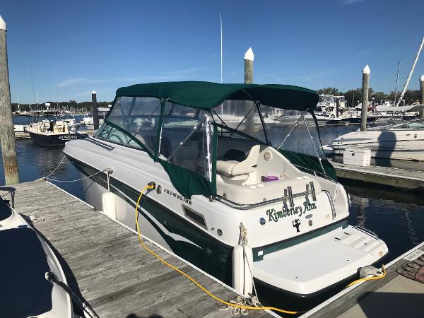Crownline 262 CR w 20 HRS