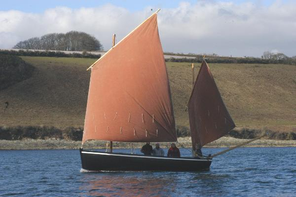 Traditional Sennen Lugger Classic Sennen Lugger