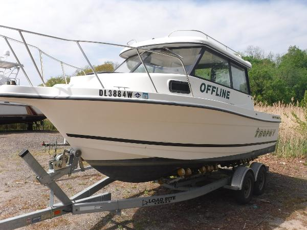 Bayliner Trophy 2359 WA