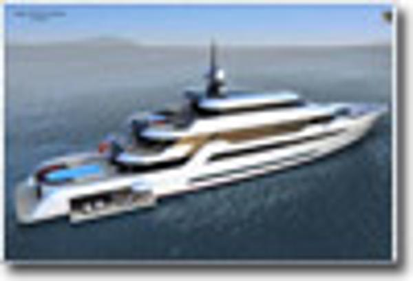 Mega Yacht 215