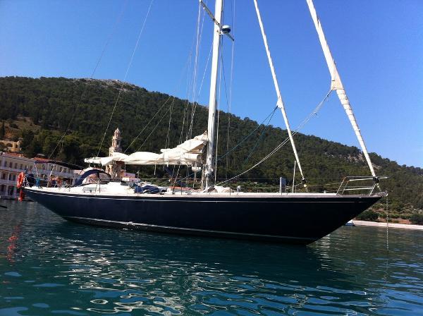 Tradewinds Marine/US Islander 55 Islander Yachts 55