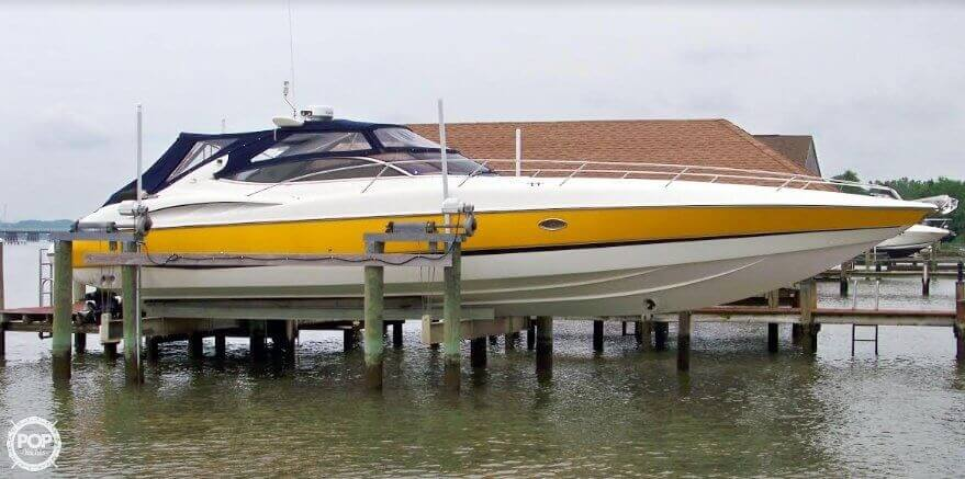 Sunseeker Superhawk 48 1999 Sunseeker Superhawk 48 for sale in Prince Frederick, MD