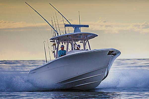 Cobia 301 Center Console Manufacturer Provided Image