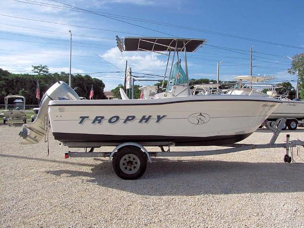 Center console bayliner boats for sale for Trolling motor for 18 foot boat