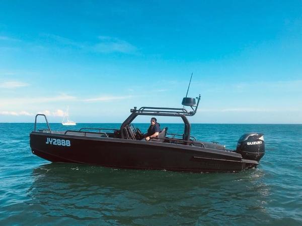 XO Boats DFNDF