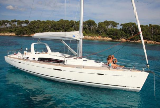 Beneteau America Oceanis 50 Manufacturer Provided Image