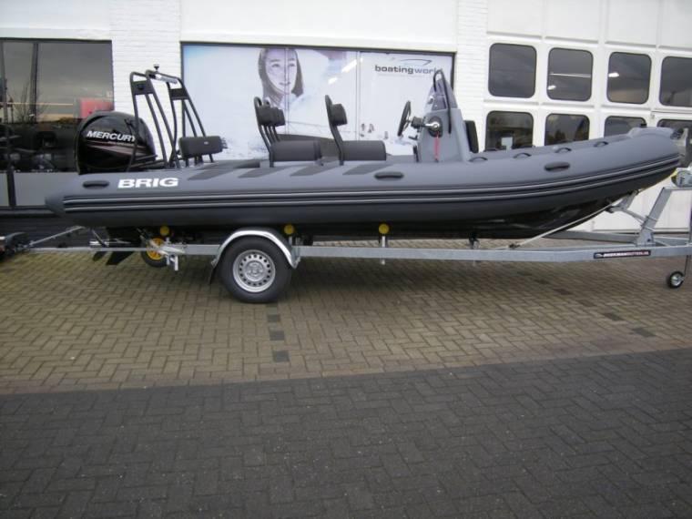 Brig Inflatable Boats Brig Navigator 610