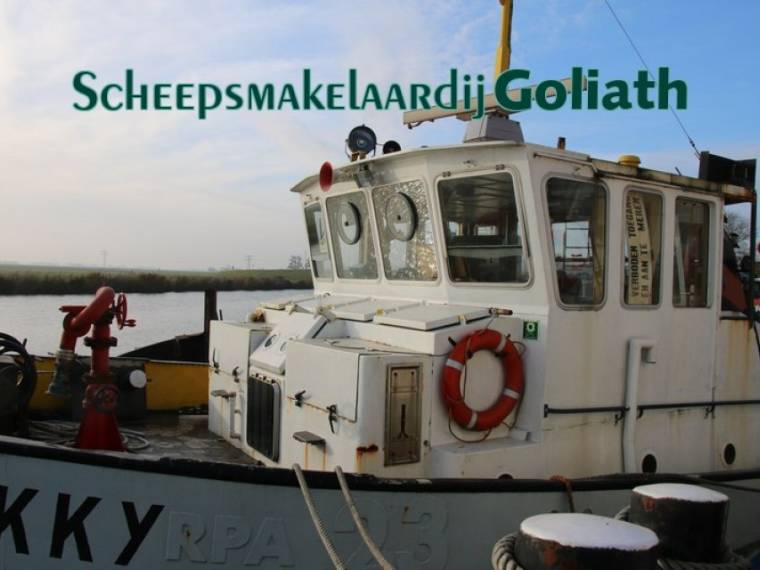 Sleepboot Havendienstsleper/blus/duwboot