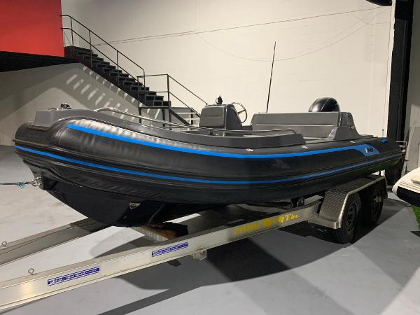 AB Inflatables Nautilus 17 DLX