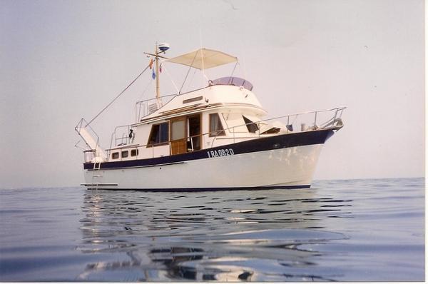 Chung Hwa Hercules 105 Trawler